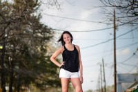Houston Senior Portraits - Savannah