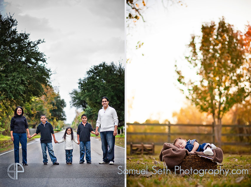 Houston Family Portraits