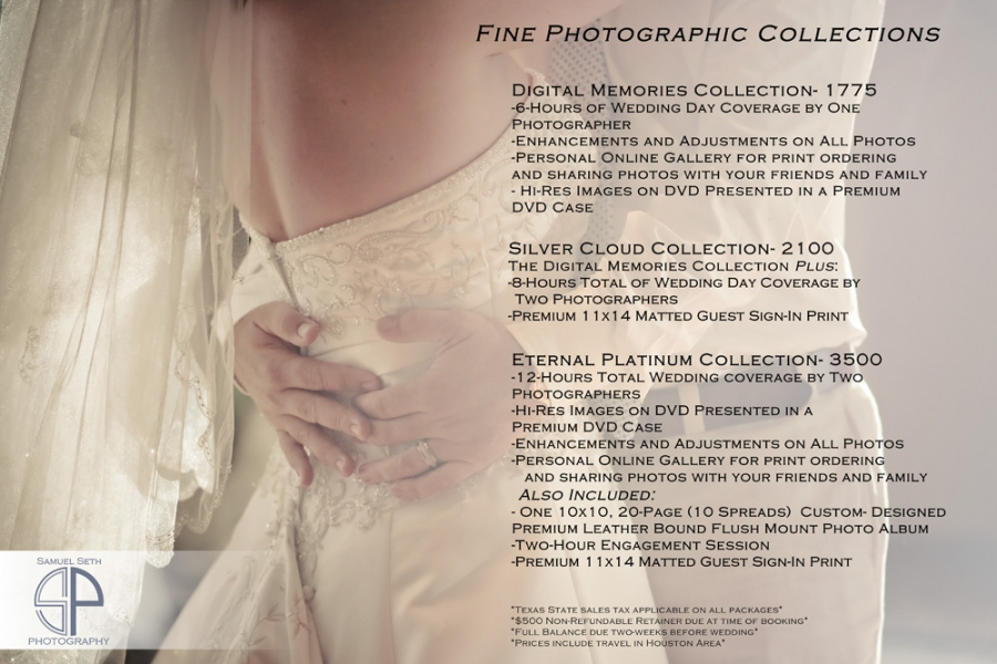 Photography Wedding Collections