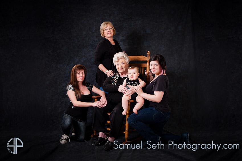 Generations Family Photo