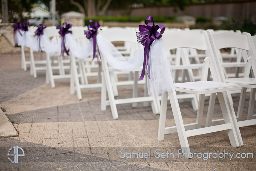 League City Wedding Decoration