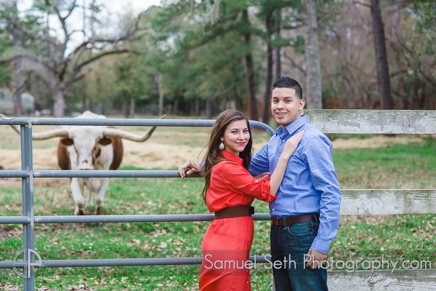 Analy & Elmer Cypress Engagements 1