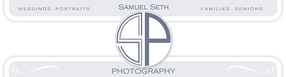 Houston Wedding and Portrait Photography – Samuel Seth Photos logo